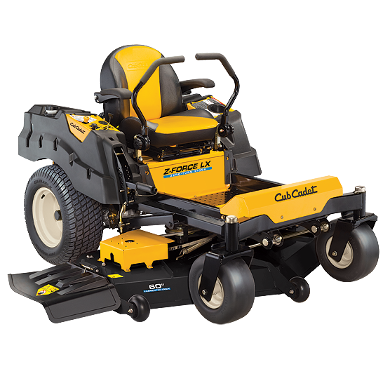 CUB CADET Z FORCE LX60